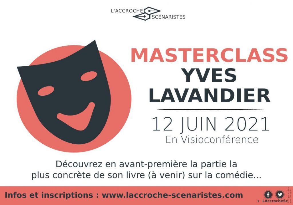 Formation Yves Lavandier ecriture comédie